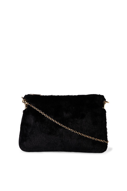 Fantastic Buy Van Heusen Woman 8907271793698 Black Sling Bags At Best Prices In India - Snapdeal